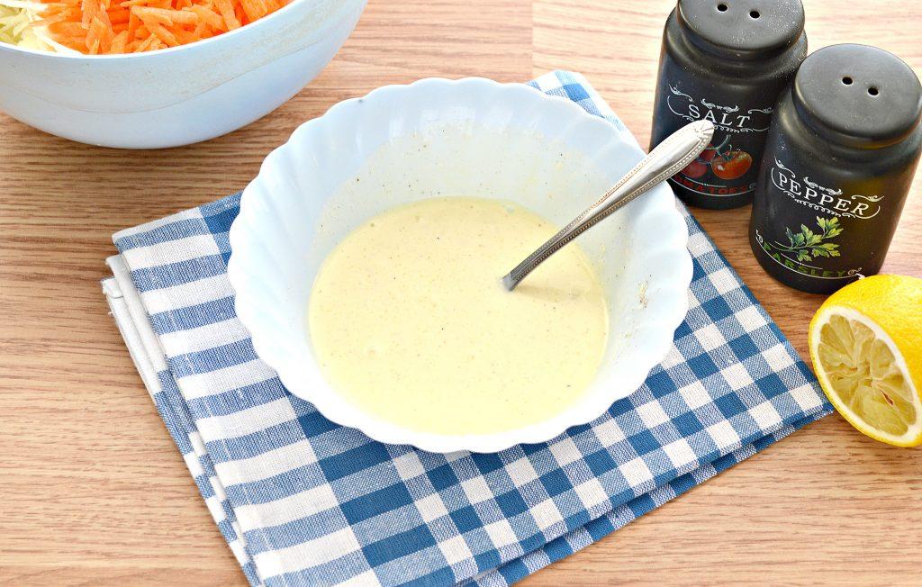 Фото рецепта - Капустный салат Коул Слоу как в KFC - шаг 5