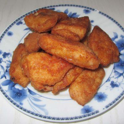 Куриные наггетсы в лимонном маринаде - рецепт с фото