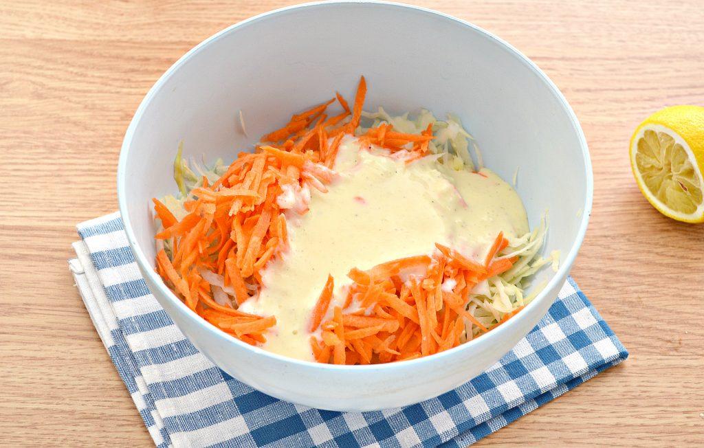 Фото рецепта - Капустный салат Коул Слоу как в KFC - шаг 6