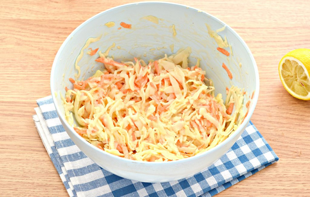 Фото рецепта - Капустный салат Коул Слоу как в KFC - шаг 7