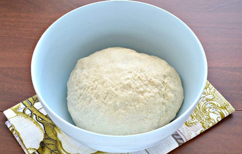Фото рецепта - Венское дрожжевое тесто для выпечки - шаг 8