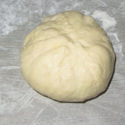 Фото рецепта - Лепешки с сыром и зеленью на сковороде - шаг 4
