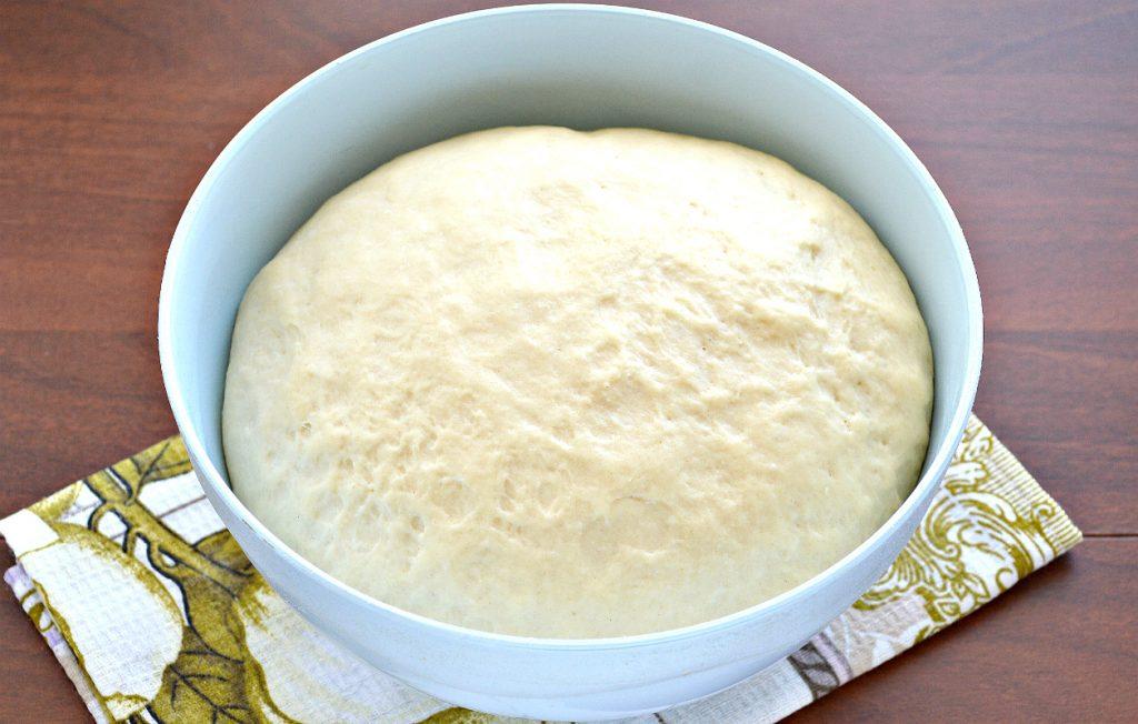 Фото рецепта - Венское дрожжевое тесто для выпечки - шаг 9