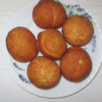 Фото рецепта - Дрожжевые пончики берлинеры - шаг 4