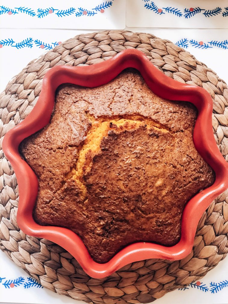 Фото рецепта - Пирог с тыквой и лимоном - шаг 12