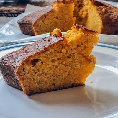 Пирог с тыквой и лимоном - рецепт с фото