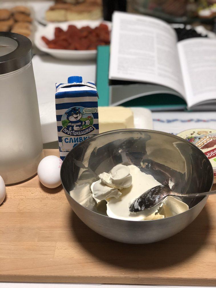 Фото рецепта - Чизкейк классический - шаг 6