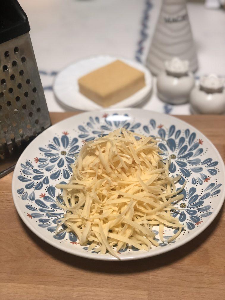Фото рецепта - Фаршированные шампиньоны с сыром - шаг 8
