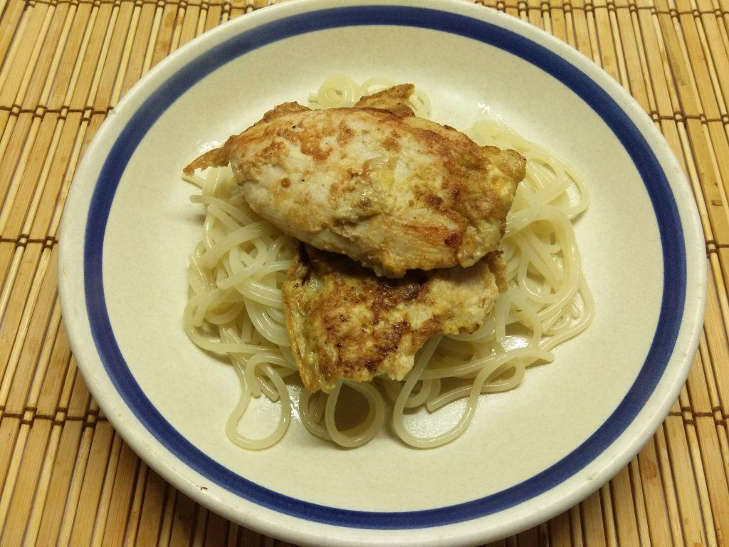 Фото рецепта - Отбивные из индейки в яичном кляре с пряными травами - шаг 6