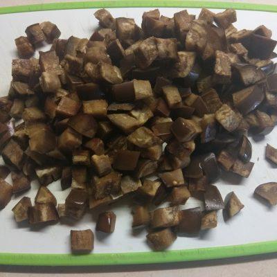 Фото рецепта - Рагу из свинины и баклажанов - шаг 3