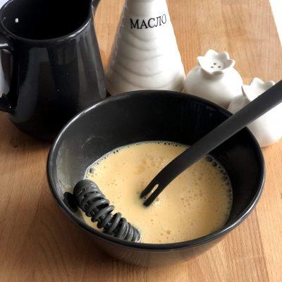 Фото рецепта - Омлет со шпинатом - шаг 9