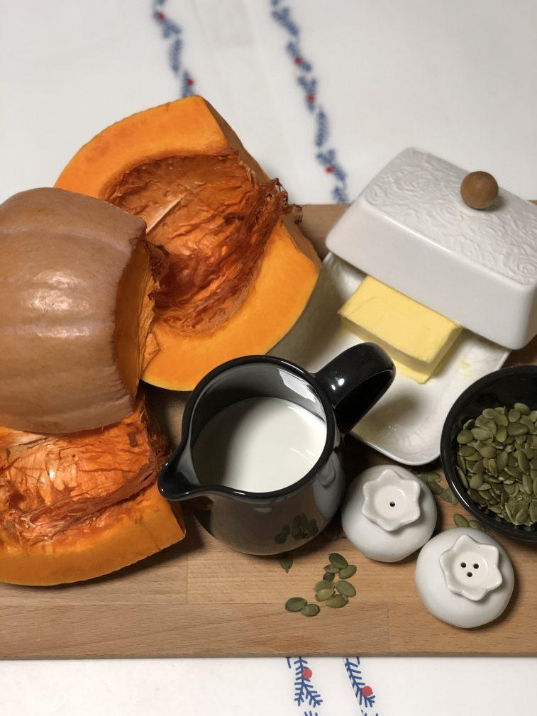 Фото рецепта - Крем-суп из тыквы - шаг 1