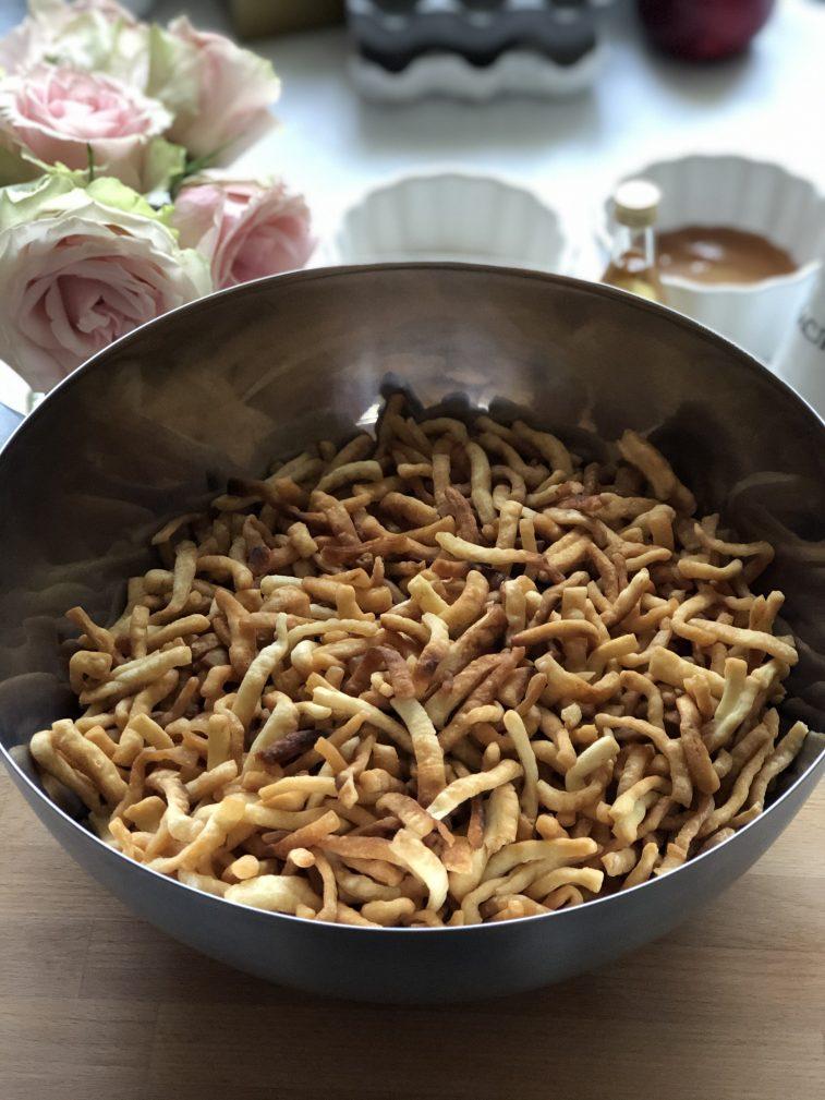 Фото рецепта - Чак-чак – восточная сладость - шаг 12