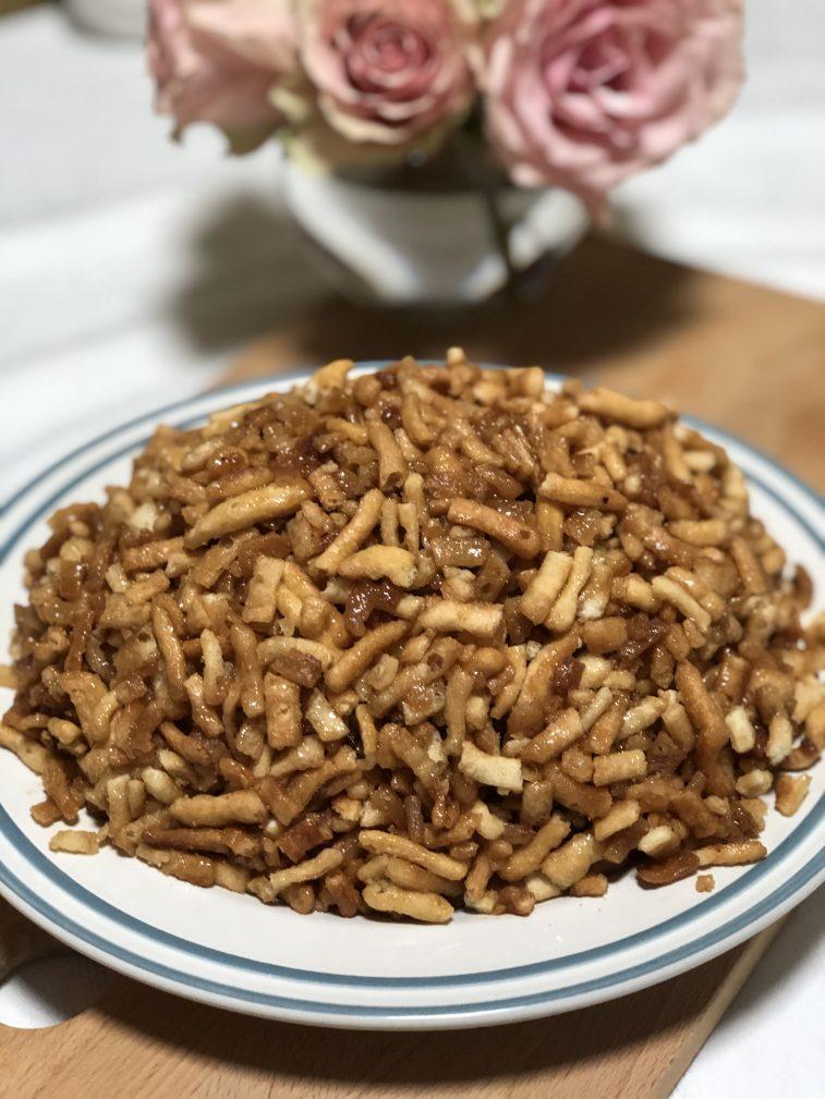 Фото рецепта - Чак-чак – восточная сладость - шаг 18