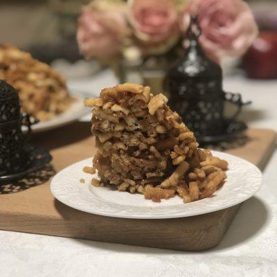 Чак-чак – восточная сладость - рецепт с фото