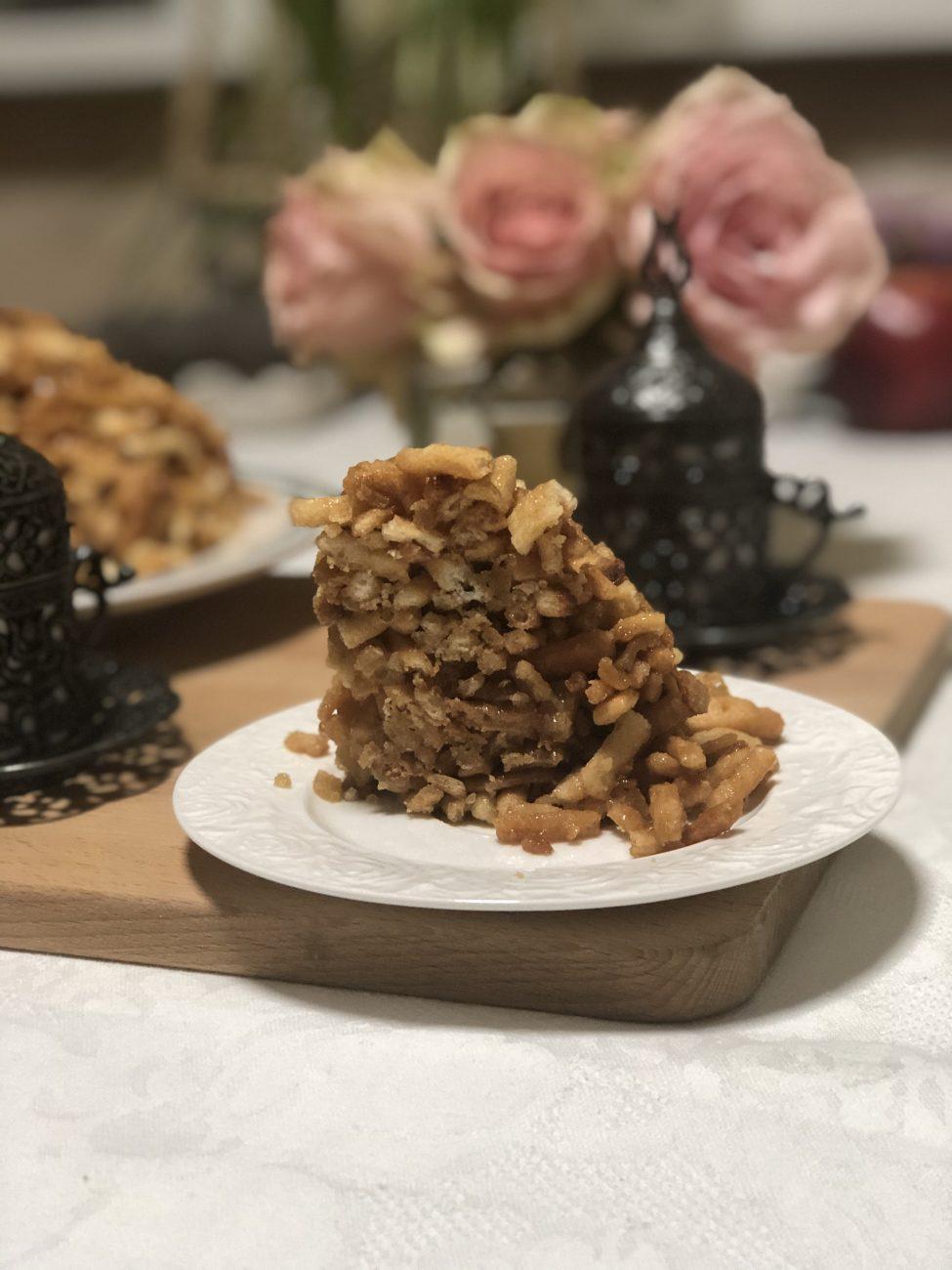 Чак-чак – восточная сладость