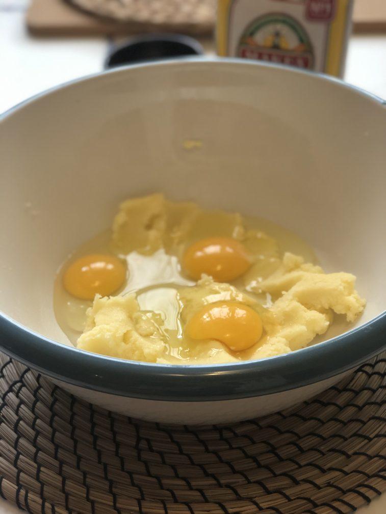 Фото рецепта - Пирог с тыквой и лимоном - шаг 5