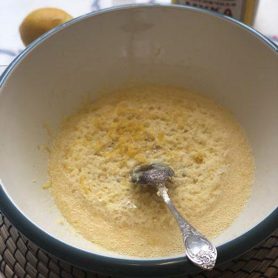 Фото рецепта - Пирог с тыквой и лимоном - шаг 7