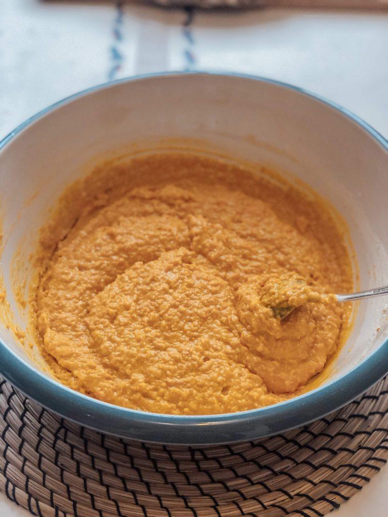 Фото рецепта - Пирог с тыквой и лимоном - шаг 10
