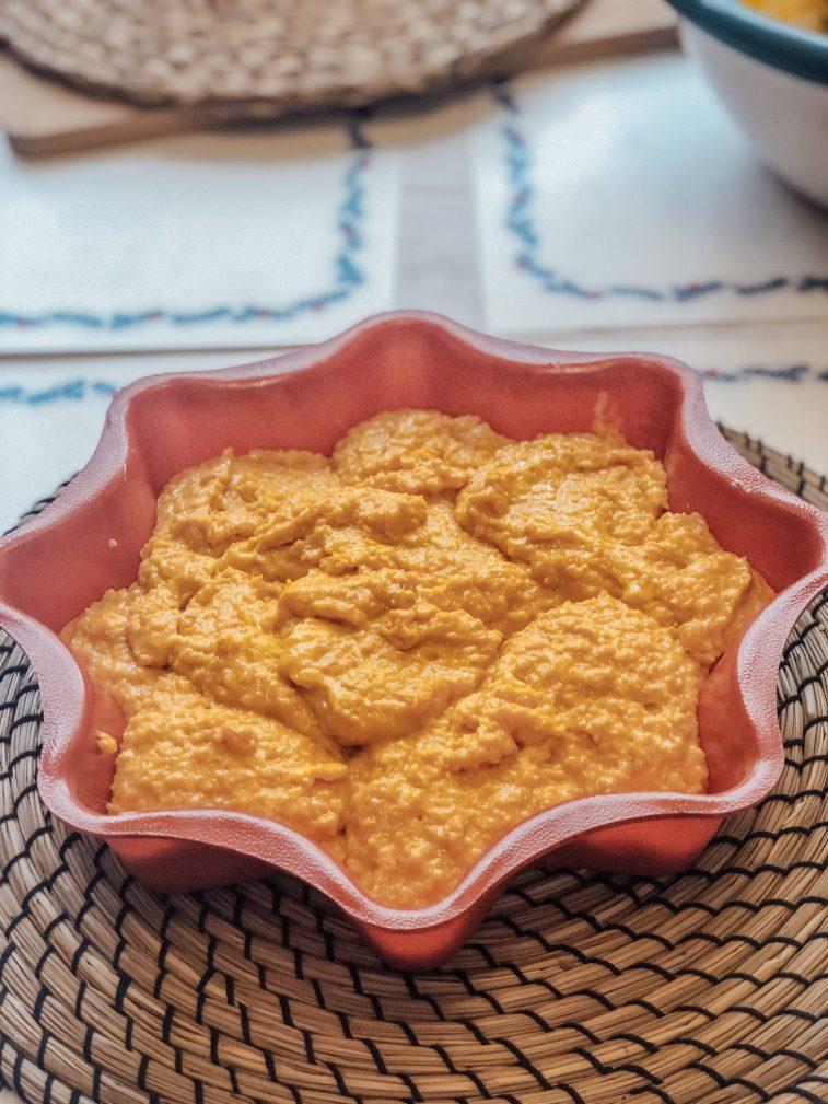 Фото рецепта - Пирог с тыквой и лимоном - шаг 11