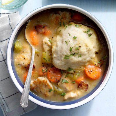 Суп из индейки с сельдереем - рецепт с фото