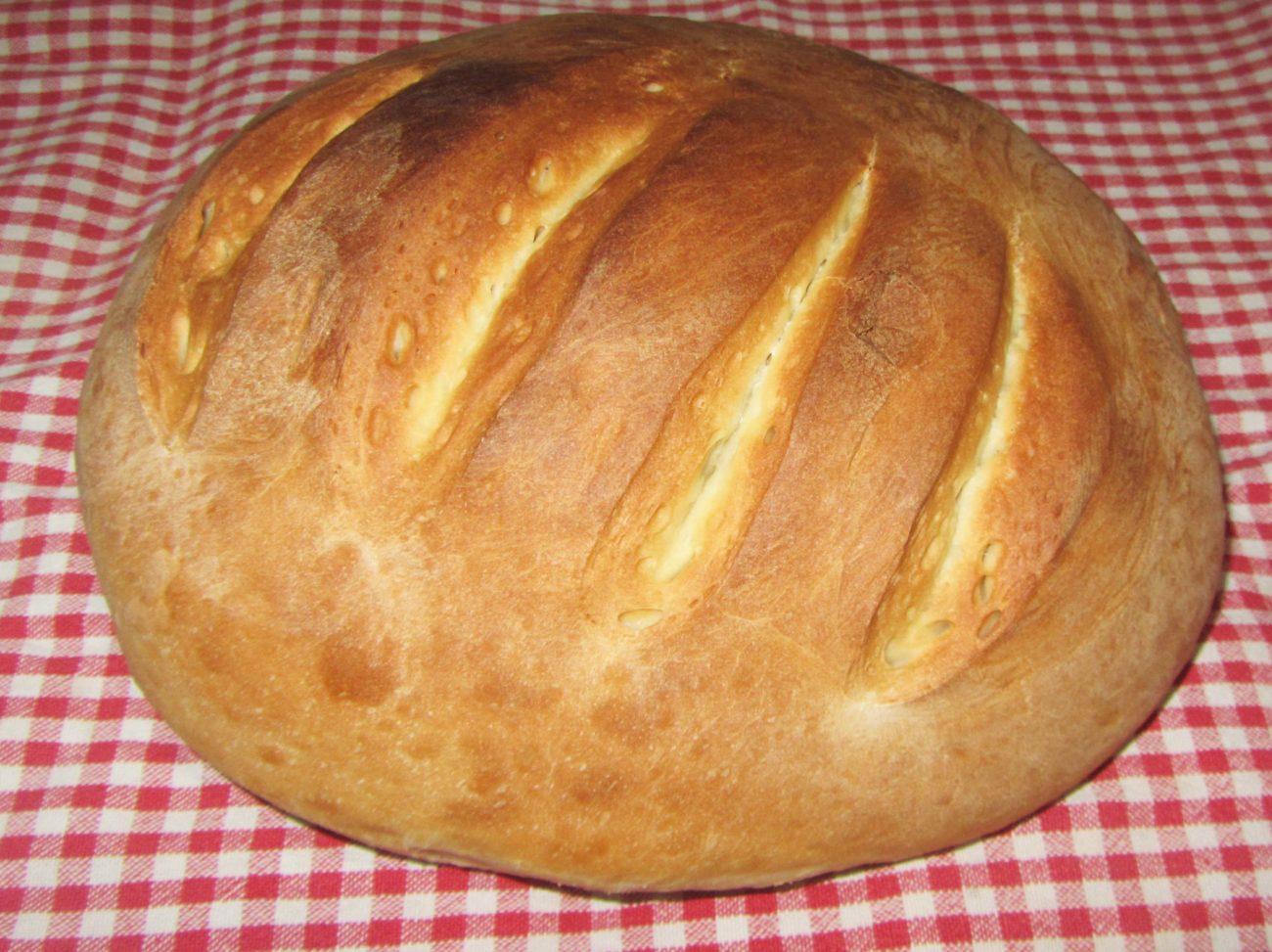 Хлеб на дрожжах