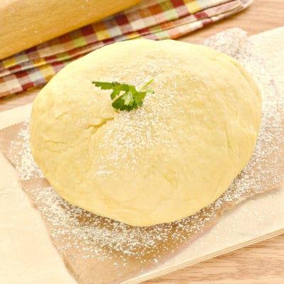 Песочное тесто на майонезе - рецепт с фото