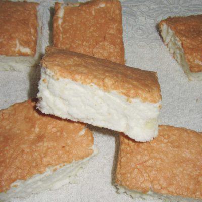 Ангельский бисквит (на белках) - рецепт с фото