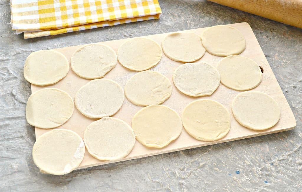 Фото рецепта - Пельмени замороженные - шаг 3