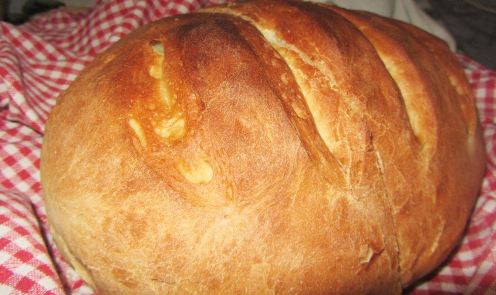 Фото рецепта - Хлеб на дрожжах - шаг 6