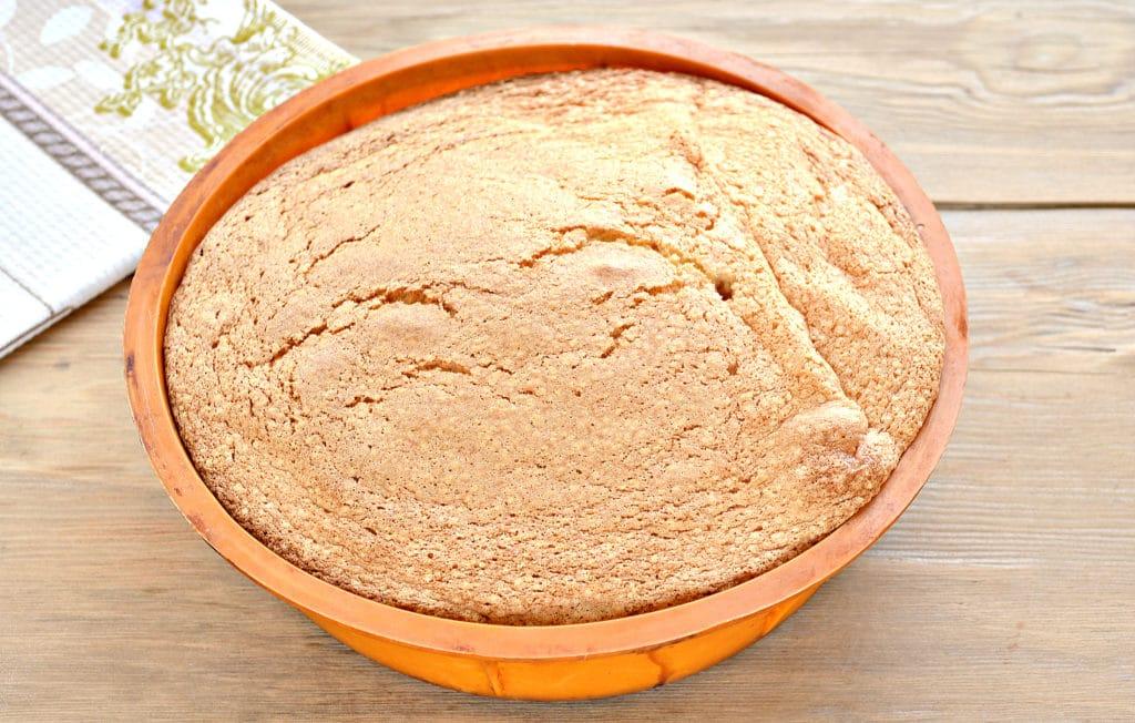 Фото рецепта - Быстрый грушевый пирог - шаг 8