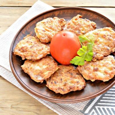 Жареное мясо по-албански из курицы - рецепт с фото