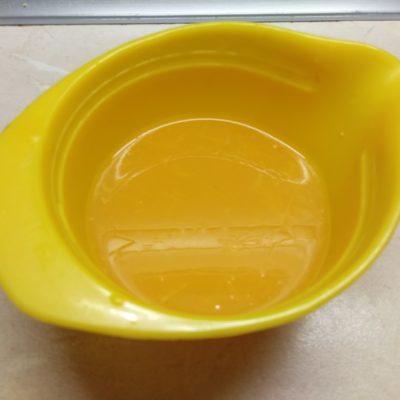 Фото рецепта - Апельсиновое песочное печенье - шаг 1