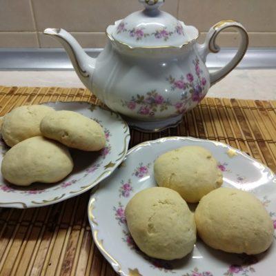 Апельсиновое песочное печенье - рецепт с фото