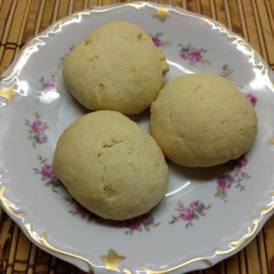 Фото рецепта - Апельсиновое песочное печенье - шаг 6