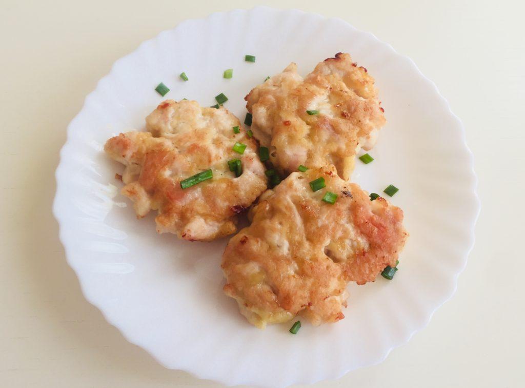 Фото рецепта - Рубленные котлеты из куриного филе - шаг 5
