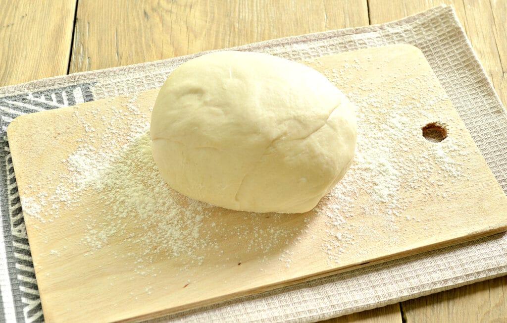 Фото рецепта - Чебупели с говядиной - шаг 1