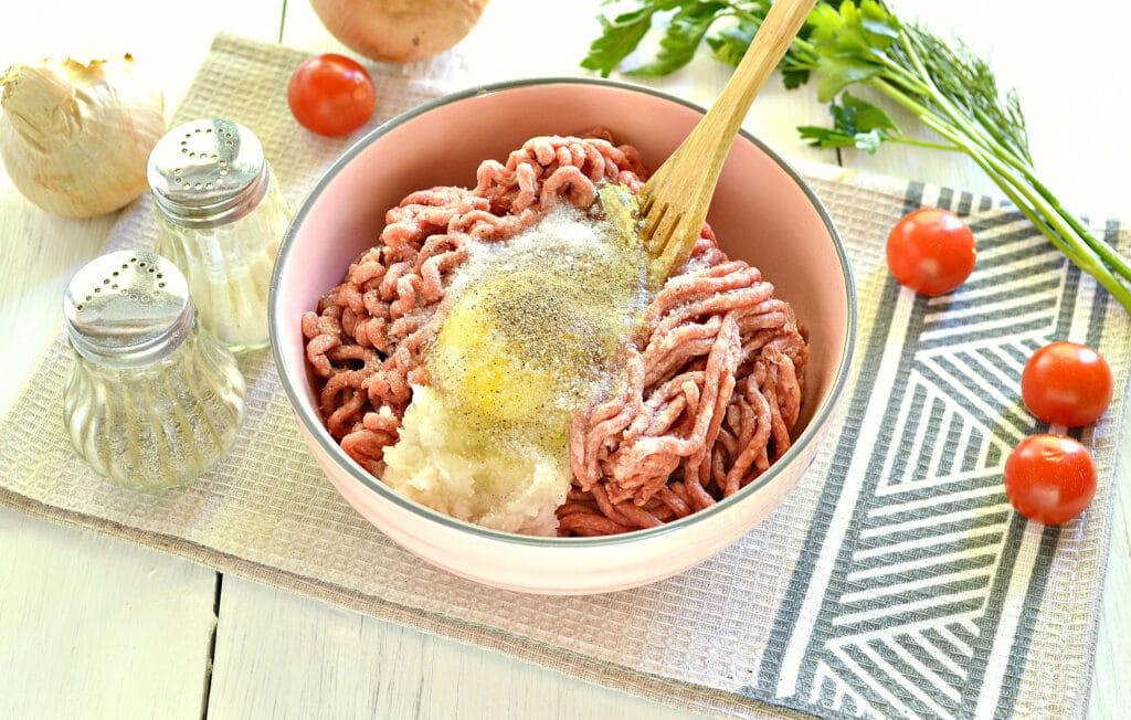 Фото рецепта - Мясные фрикадельки для супа - шаг 4