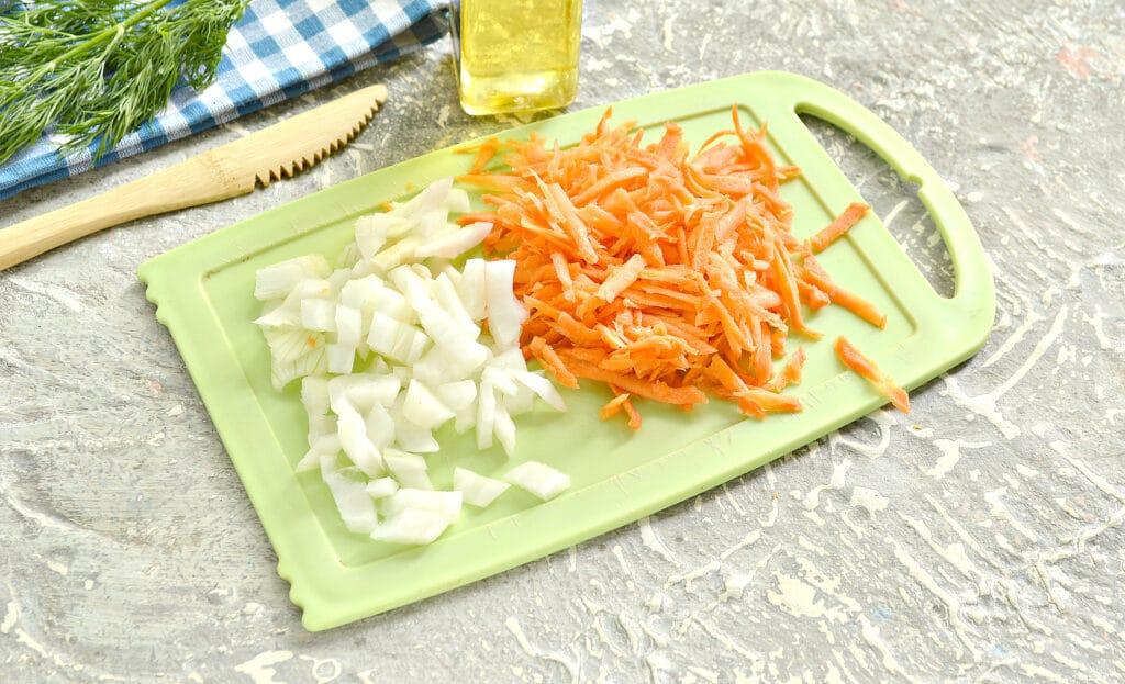 Фото рецепта - Гороховый суп-пюре на мясном бульоне - шаг 4