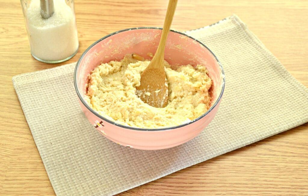 Фото рецепта - Банановые сырники - шаг 4