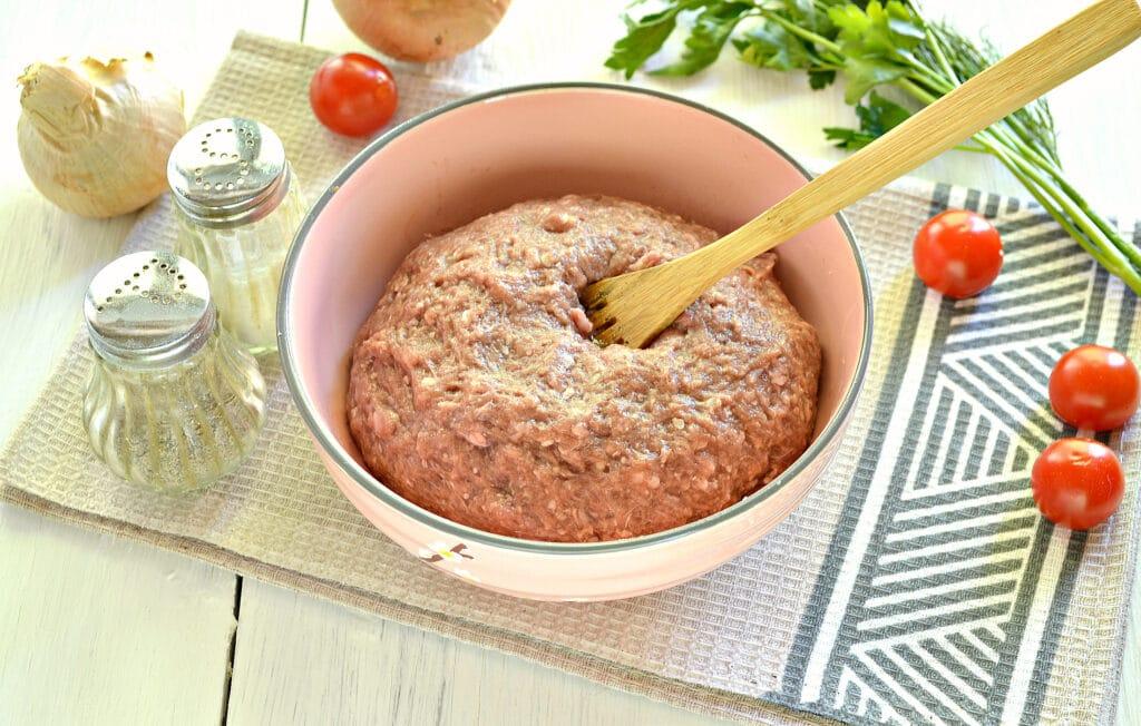 Фото рецепта - Мясные фрикадельки для супа - шаг 5