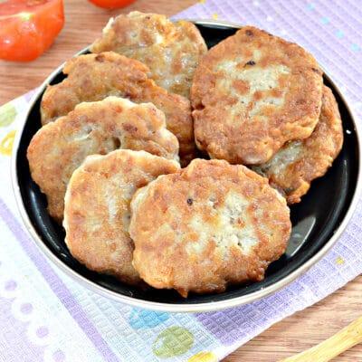 Нежные котлеты из свинины и картофеля - рецепт с фото