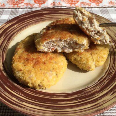 Гречаники из куриного фарша (котлеты с гречкой) - рецепт с фото