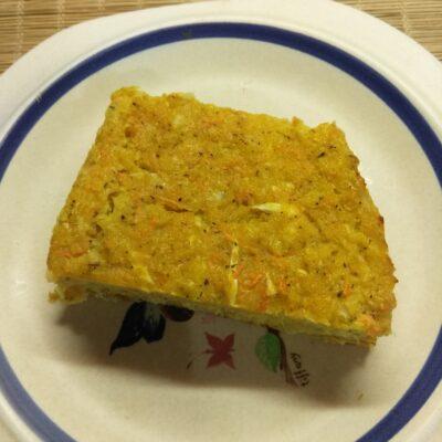 Капустный пирог (запеканка) - рецепт с фото