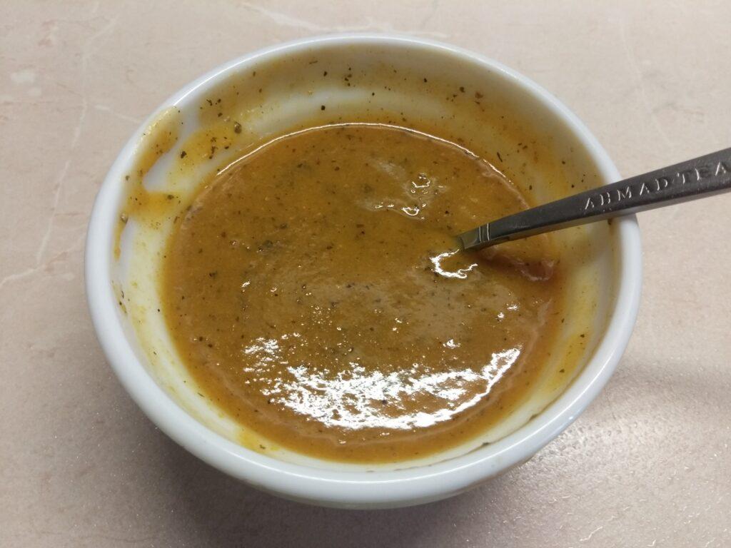 Фото рецепта - Куриные бедра в абрикосовой глазури - шаг 3