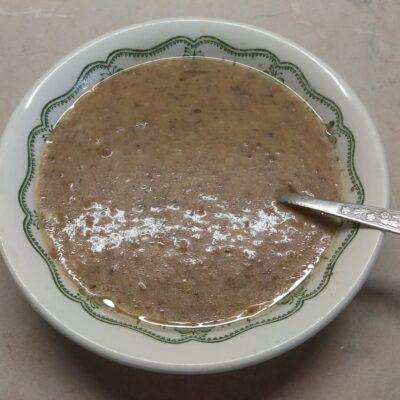Фото рецепта - Омлеты-кексы с консервированным тунцом - шаг 4