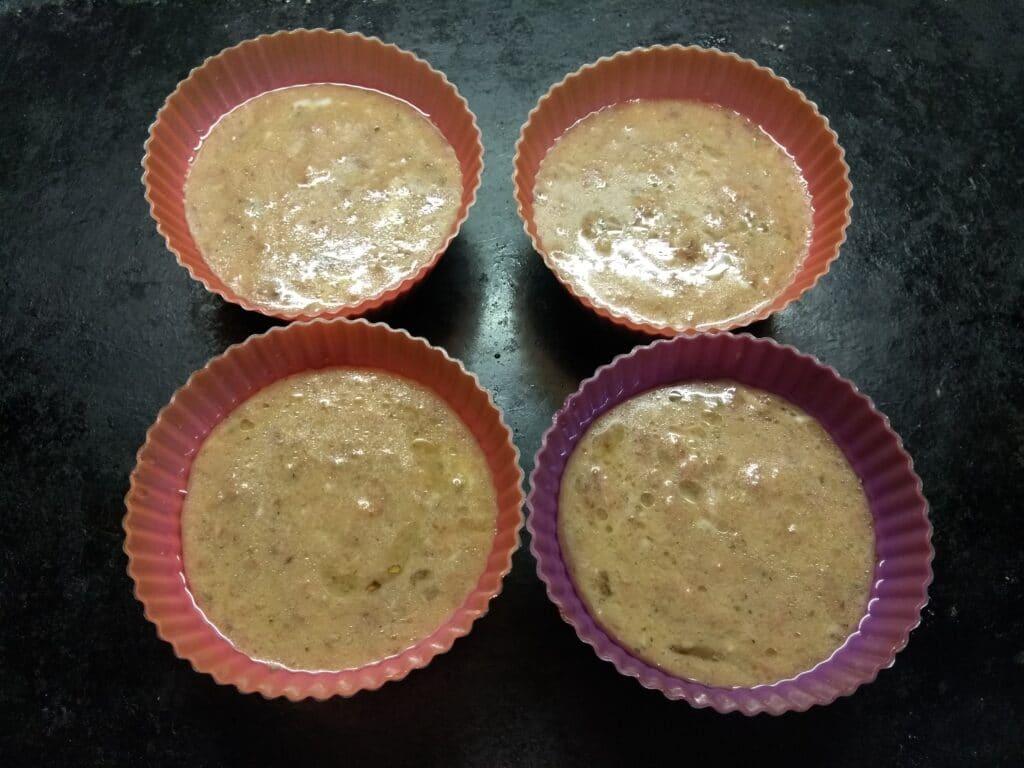 Фото рецепта - Омлеты-кексы с консервированным тунцом - шаг 5