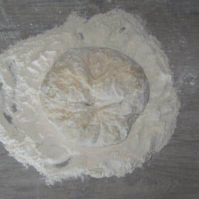 Фото рецепта - Пампушки с чесноком и укропом - шаг 1