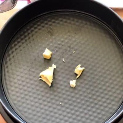 Фото рецепта - Лоранский пирог с индейкой и вешенками - шаг 10