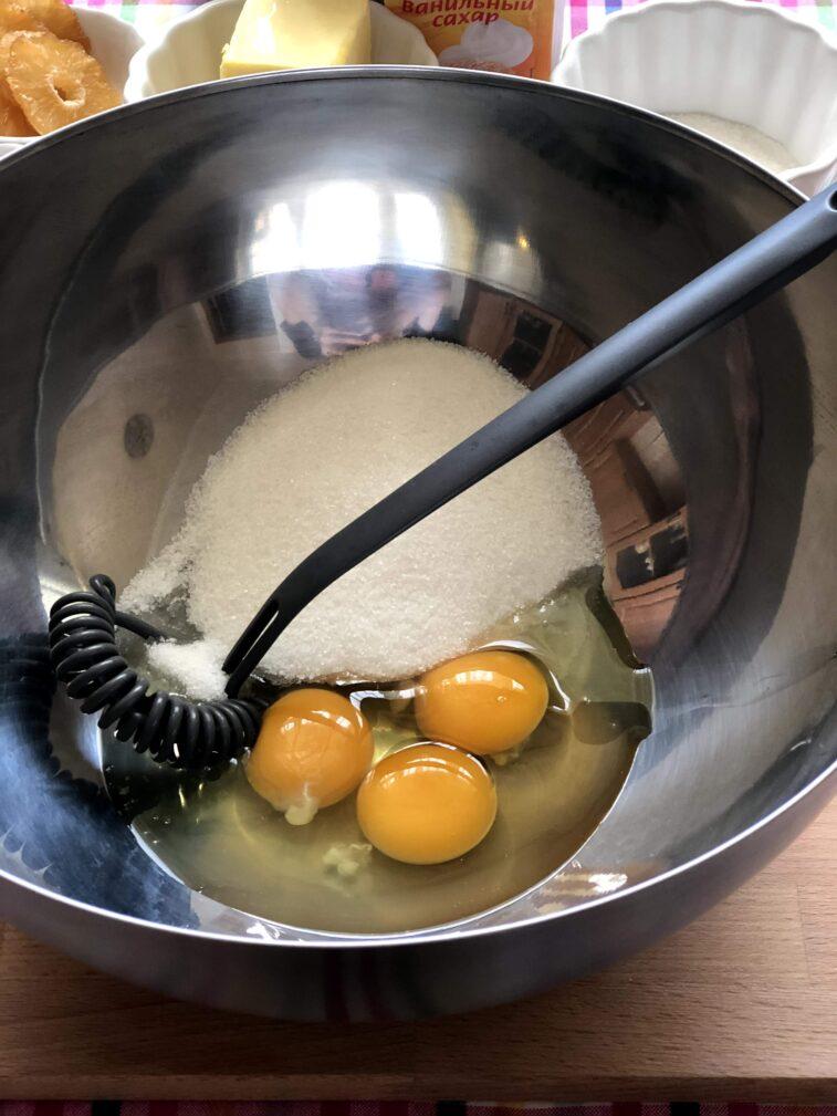 Фото рецепта - Краффин из сдобного дрожжевого теста - шаг 4